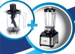 Zestaw Blender BioChef Atlas Power + Kielich Dry Jug